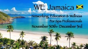 WE Jamaica Spa & Wellness Event