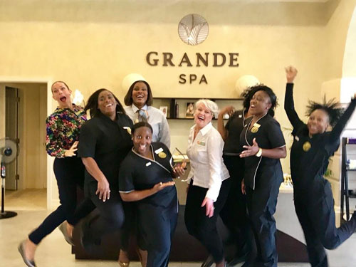 On-site Training for Spa & Wellness Professionals
